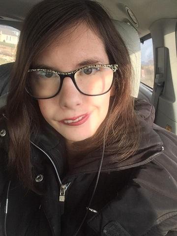 Moebius Syndrome - Allie Johnson