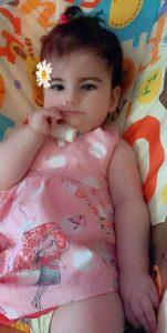 November 1, 2019 / Asena Jalalzada our Moebius Syndrome Holiday Hero