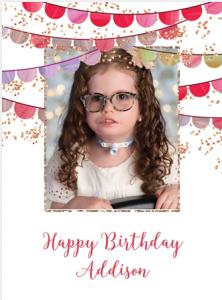 December 4, 2019 / Addison Garvey Moebius Syndrome Holiday Hero