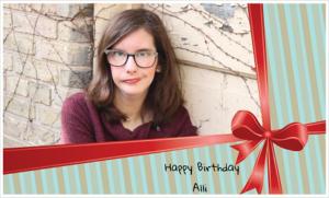 December 28, 2019 / Alli Johnson Moebius Syndrome Holiday Hero