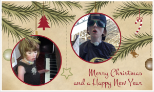 December 24, 2019 / Cassie Curtis Moebius Syndrome Holiday Hero