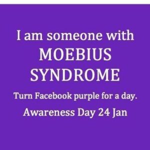 Moebius Syndrome Awareness Day Flyer
