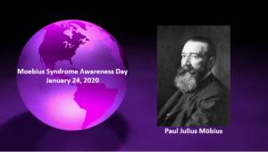 January 5, 2020 / Dr. Paul Julius Möbius Moebius Syndrome Holiday Hero