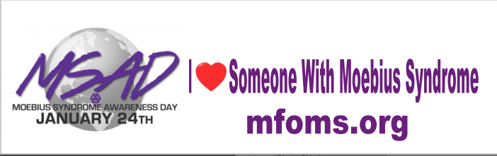 Moebius Syndrome Awareness Day Bumper Stickers