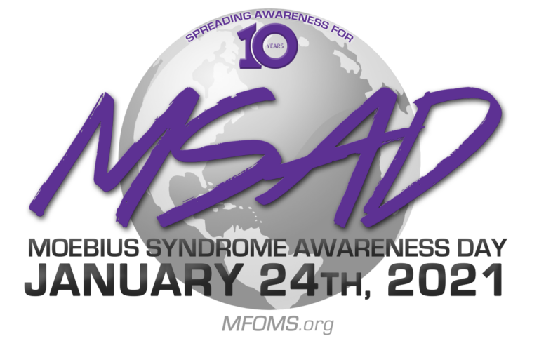 Moebius Syndrome Awareness Day Press Release