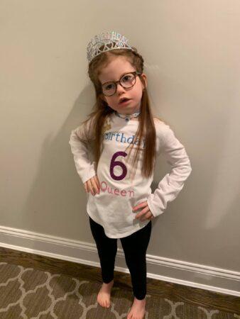 Addison Garvey Moebius Syndrome